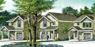 narrow lot houses small garage house plans house front color elevation view for narrow