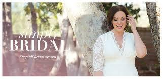wedding dresses for plus size women kiyonna clothing plus size wedding shop