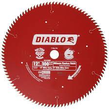 Best Circular Saw Blade For Laminate Flooring Freud D12100x 100 Tooth Diablo Ultra Fine Circular Saw Blade For