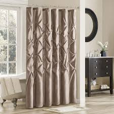 Cool Curtains Curtain Gray Ruffle Shower Curtain Gray Shower Curtain Liner