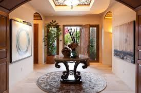 Marble Entry Table Elegant Interior And Furniture Layouts Pictures 27 Gorgeous