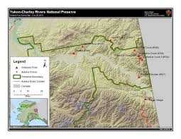 Alaska Fires Map by New Wildfires Reported In Alaska U0027s Yukon Charley Rivers National
