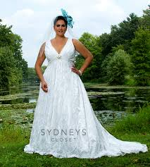 25 stunning plus size wedding dresses for every style of nuptial