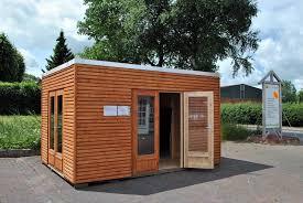 design gartenhaus design gartenhaus kubus vielfalt im quadrat