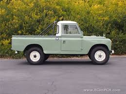 land rover truck for sale autoliterate 1962 land rover series iia 109 pick up