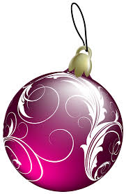 beautiful pink christmas ball png clipart best web clipart