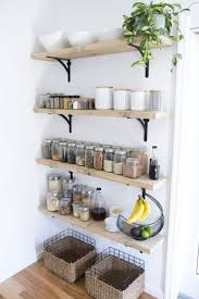 kitchen bookshelf ideas tags adorable kitchen shelf awesome blue
