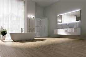 bathroom flooring creative bathroom wood flooring decor color