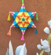 make your own mexican paper ornaments diy tutorial