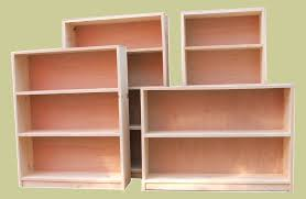 Unfinished Bookshelves by Unfinished Pine Bookcases Images Home Design Fresh With Unfinished