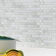 Green Brick Backsplash Tiles Transitional Peel And Stick Backsplash Tile You U0027ll Love
