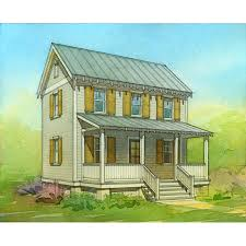 katrina homes shop lowe u0027s katrina cottage kc 936 plan set of 6 plans at lowes com