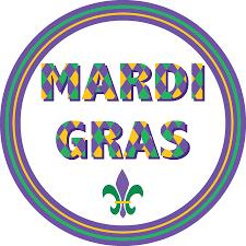 mardi gras napkins mardi gras napkin knot circle border qty 10 napkin knots