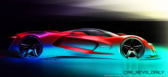 sports cars side view srt tomahawk vision gran turismo concept side view sketch