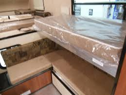 Truck Camper AllPro RV Service  Storage - Rv bunk bed mattress