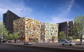 colorful building colorful portland building taps crowdfunding for capital the