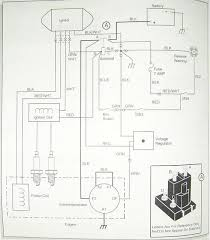 ez go gas wiring diagram ez wiring diagrams instruction