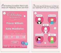 wedding apps 5 best iphone apps for wedding planning