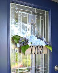 Address Home Decor Diy Address Planter Door Decor Hometalk