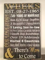 wedding anniversary plaques 25th wedding anniversary wall plaque gifts for 25th