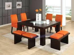 orange dining chair covers fabulous home design