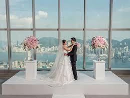 wedding backdrop hong kong enchanting weddings sky100 weddings