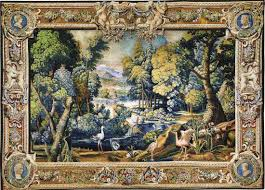 15th century landscape tapestry best selling wall tapestries