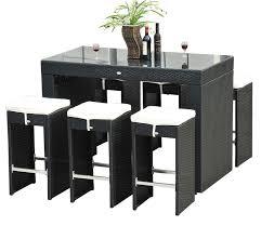 laurel foundry modern farmhouse sevigny 3 piece pub table set