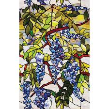 Home Depot Decoration by Artscape 24 In X 36 In Wisteria Decorative Window Film 01 0106