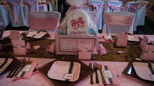 baby shower chair covers photos baby shower and pink linens linentablecloth