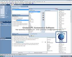global epc automotive software tecdoc 2015 4 parts catalogue