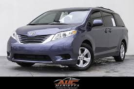 toyota main dealer 2015 toyota sienna le aas stock 583559 for sale near marietta