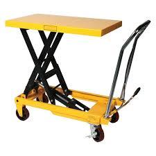 Pallet Lift Table by Best 25 Lift Table Ideas On Pinterest Car Scissor Lift Wood