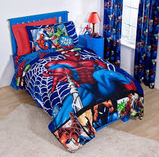 spiderman bed sheets sets u2014 all home ideas and decor spiderman