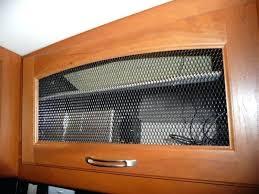 mesh cabinet door inserts mesh cabinet doors wire inserts for cabinet doors home design ideas
