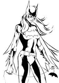 Batgirl Coloring Pages Batgirl Beautiful Eyes Coloring Pages Best Batgirl And Supergirl Coloring Pages Printable