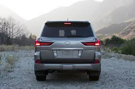 lexus lx 570 truck 2016 lexus lx570 adds eight speed even more features