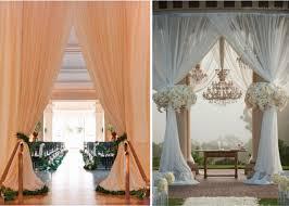 Draperies Ideas Fabulous Drapery Ideas For Weddings Belle The Magazine