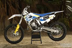 2t motocross gear motocross action magazine 2014 mxa test 2014 husqvarna tc250 two