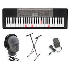yamaha keyboard lighted keys casio lk165 keyboard review