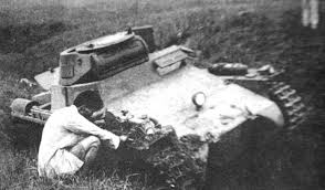 panzer i ausf a in chinese service
