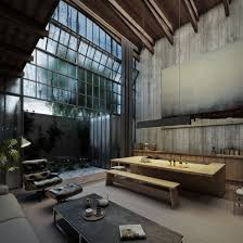 lázaro presents loft style house in visuals that