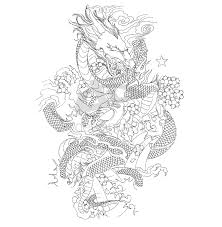 chinese winged dragon half sleeve tattoo photos pictures and