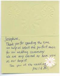 what to say in a wedding thank you card wedding thank you cards best images collections hd for gadget