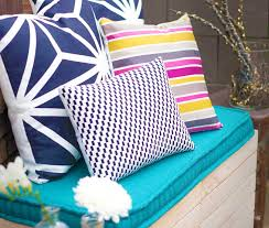Storage Bags For Garden Cushions by Sew Your Own French Mattress And Stylish Pillows Fiskars