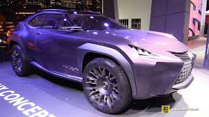 lexus ux model lexus ux concept exterior walkaround debut at 2016 paris motor