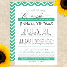 for couples shower invitations
