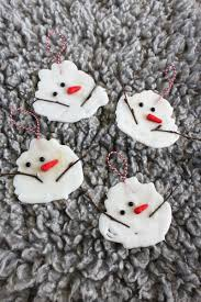 391 best ornaments snowmen images on