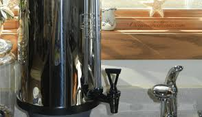 Berkey Water Filter Stand by We Wanted Clean Water Even When There Was No Electricity We