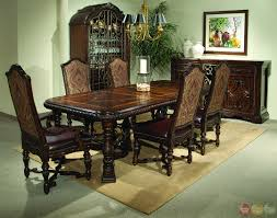 Antique Dining Room Table Styles Dining Room An Antique Dining Room Furniture Styles In A Green